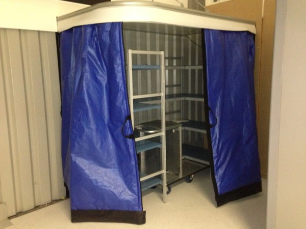 Temporary Cold Rooms