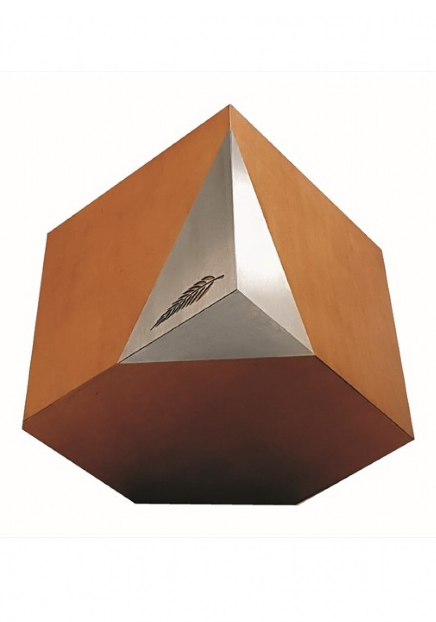 BEAMINSTER KUBE WHEAT CREMATION ASHES URN