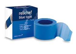 Washproof Blue Tape - 5metres