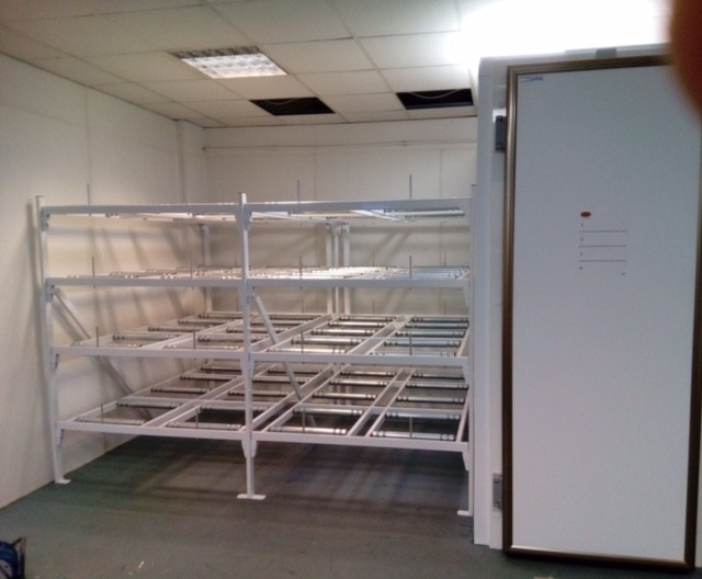 mortuary racking system