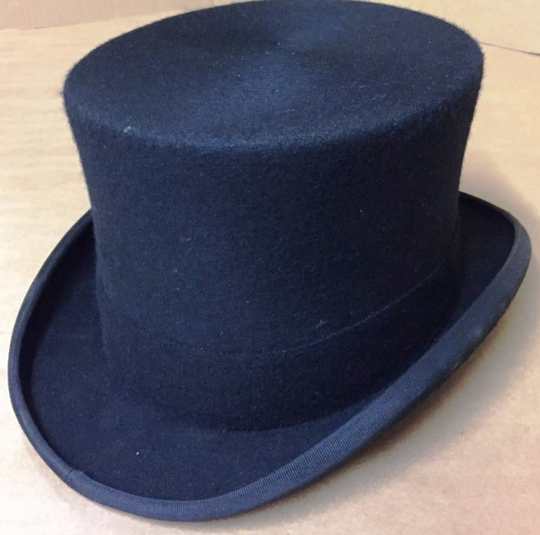 Christy's Top Hat Wool Top