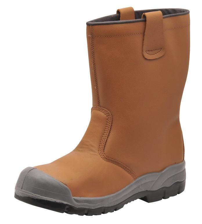 Steelite Rigger Boot with Scuff Cap
