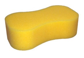 Jumbo car sponge