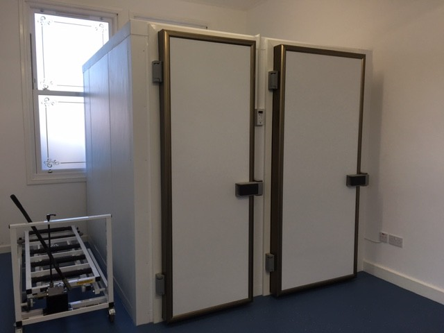 2 Door End Loading Fridge - Kriss Morrison Cooper, Loughborough