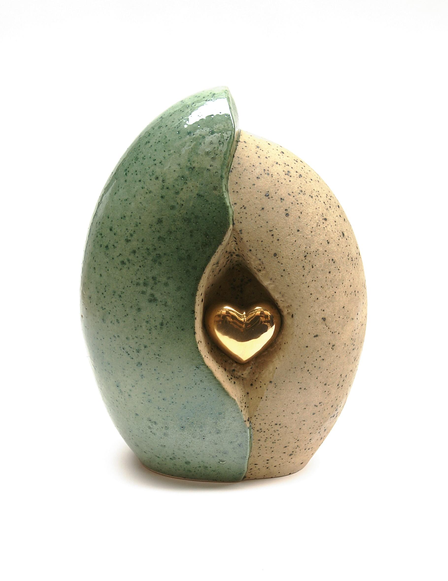 Ceramic Urn (KU 003)