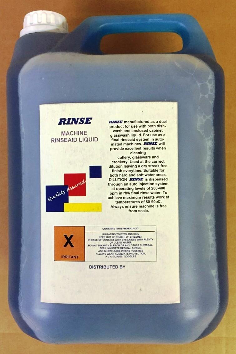 Lea Rinse Aid 5ltr