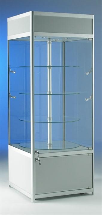 MW-650 Rotating cabinet