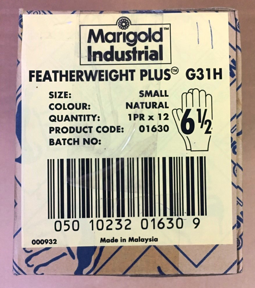 Marigold Industrial Featherweight Gloves