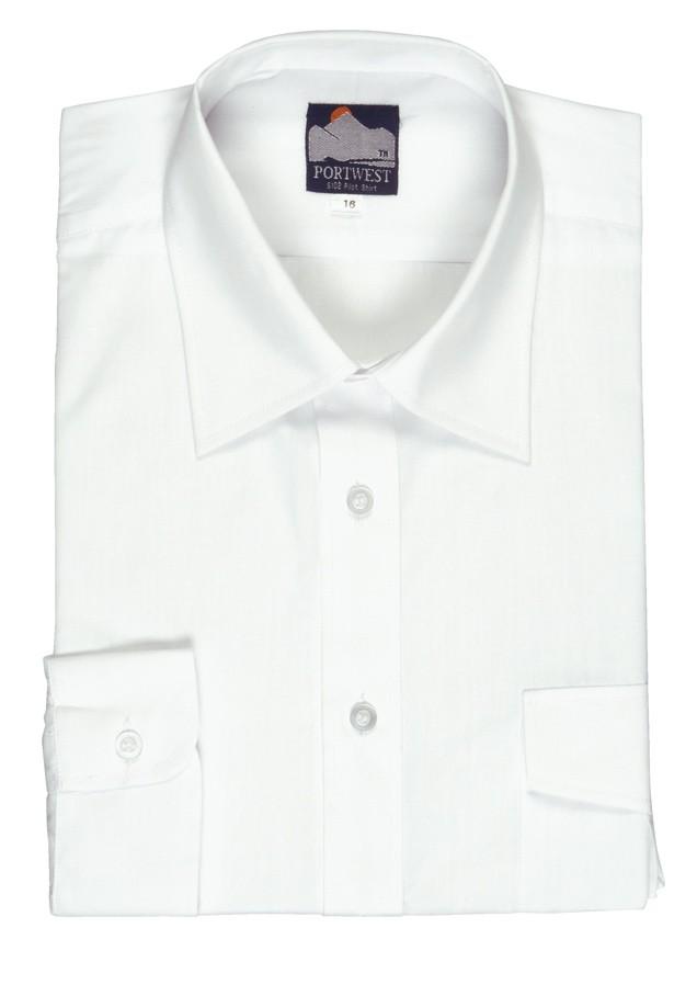 Pilot Shirt Long Sleeves