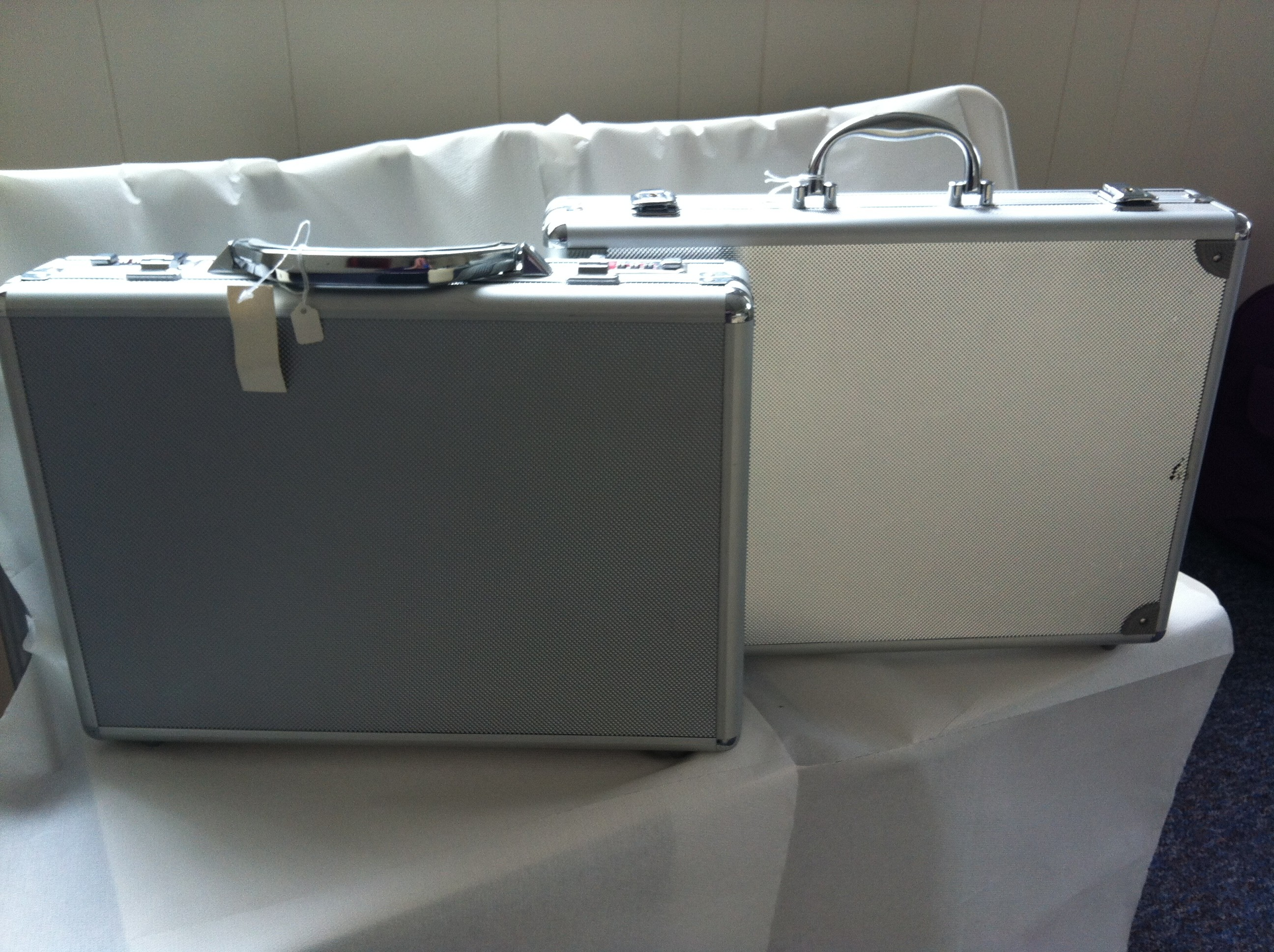 Small Aluminium Briefcase