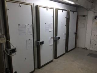 mortuary fridge for funeral homes