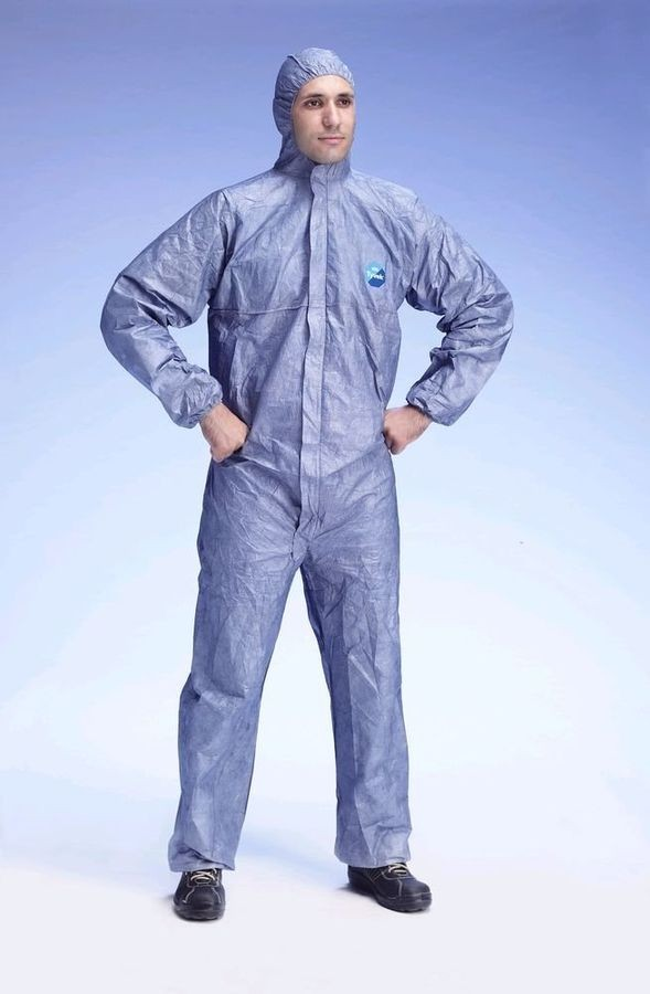 DuPont Classic Tyvek Coverall with Hood CHF5