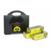 BIOHAZARD BODY SPILLS CLEAN UP KIT