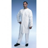Tyvek Lab Coat PL30 with Pockets